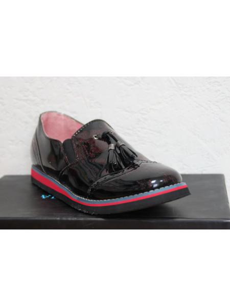 Школьная обувь женская Барракуда