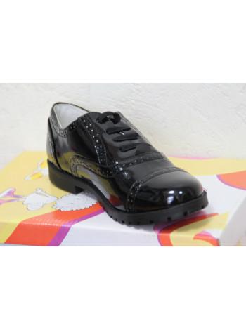 Школьная обувь женская Фламинго