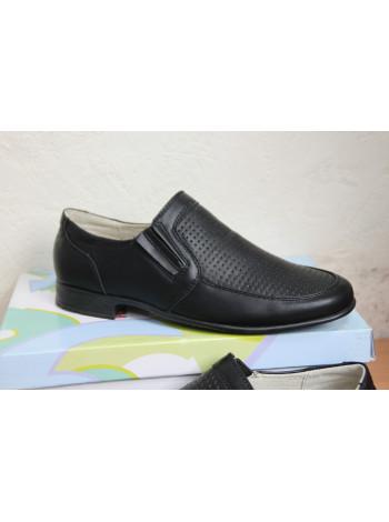 Школьная обувь мужская Фламинго
