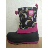 Зимняя женская обувь Kakadu Animal Planet