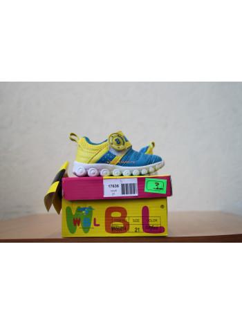 Детская обувь. Ясельная. WBL