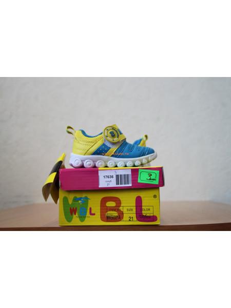 Детская обувь Ясельная WBL
