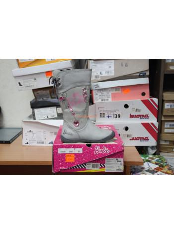 Демисезонная обувь для девочки Barbie