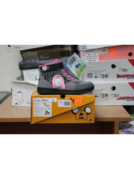 Демисезонная обувь для девочки Adventure Time