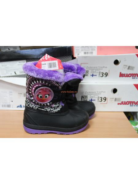 Зимняя обувь для девочки Angry Birds