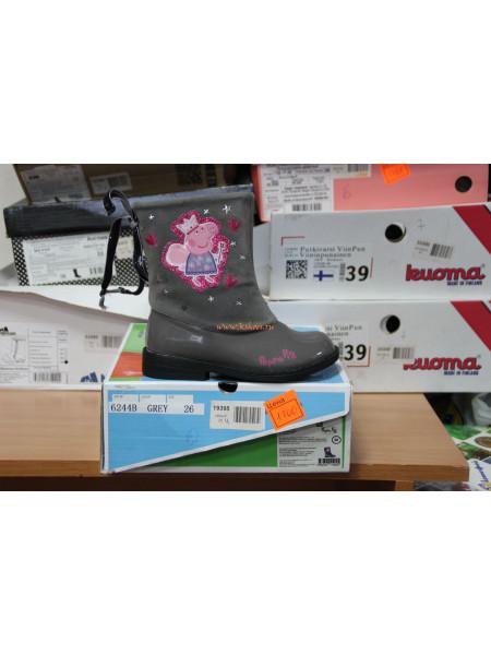 Демисезонная обувь для девочки Peppa Pig