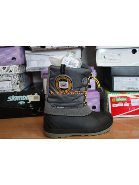 Зимняя мужская обувь Adventure Time