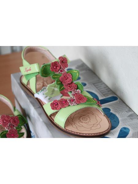 Летняя обувь босоножки Капика